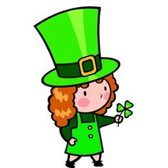 "St. Patrick""s Day Songs and Finger Plays for Preschoolers."
