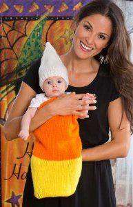 Spooky Knitting: 7 DIY Halloween Costumes + Decorations from @AllFreeKnitting #cute #costume #baby #kid #DIY #budgettravel #travel #halloween #budget www.budgettravel.com