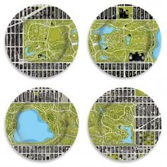 Garden Plate - Central Park Collection