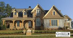 Meadowshire House Plan # 03168, Front Elevation, Mountain Style House Plans, Southern Style House Plans