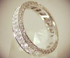 I dont often like a lot of ring styles, but as a picky used-to-be Jeweler, I like this.