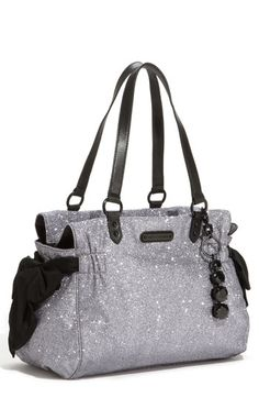 Juicy Couture 'Stardust Glitter Daydreamer' Tote. Anyone know where I can buy this? I can't find it anywhere online :[