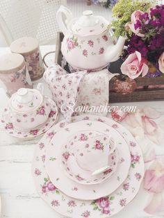 Royal albert Romantic Shabby chic blog Romantic style Shabby 2 chic blog Shabby chic ev blog