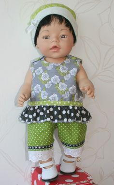 Baby Born Doll clothes- outfit