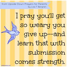 I LOVE this book, Upside-Down Prayers for Parents! The prayers are more for ME than they are for my kids! Join the bookclub at facebook.com/ohamandablog or facebook.com/homewiththeboys