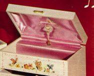 musical ballerina box