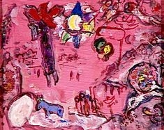 Song of Songs V - Marc Chagall