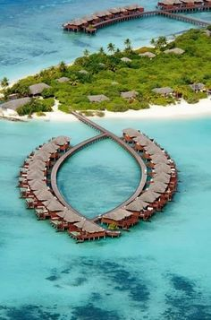 Amazing Snaps: Angaga Island Resort & Spa - Maldives