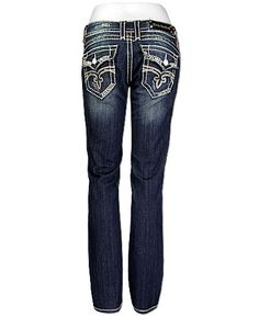 I love my Rock Revival jeans.