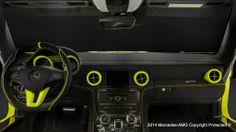 AMG Names SLS AMG Coupé Black Series Color | Autofluence
