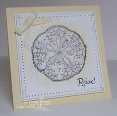 Stamps - Our Daily Bread Designs Ocean Treasures, Flip Flop Fun