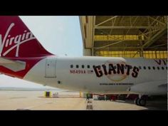 #FlyTheBeard - Virgin America - March 2012: Shot and edited this video introducing Virgin America's newest aircraft