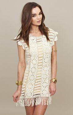 Vestido de Letarte | SexyCrochet.COM