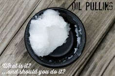 Oil Pulling - what is it and should you do it? The potential benefits of oil pulling and how to oil pull. Plus does it really work and should you do it?