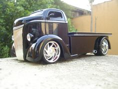 1947 Ford COE.