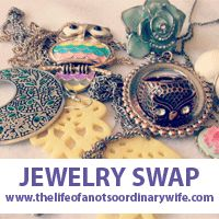 Southern Newlywed: Jewelry Swap