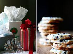 Rum Raisin Shortbread Cookies :-) Yum