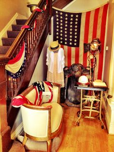 Reveille has amazing vintage Americana goods, in Portland's NW district.