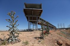 Abandoned, incomplete, Cuidad Real International Airport for sale in Spain.