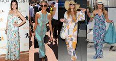 | Vestidos largos de verano: tendencias y estilos para todos los gustos