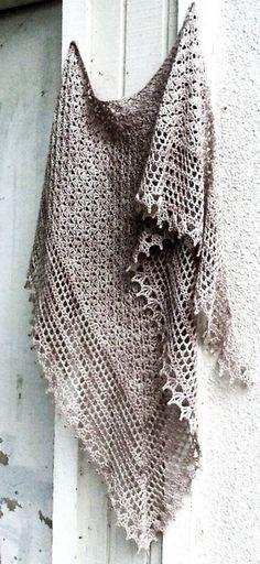 Crochet shawl inspir