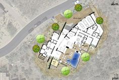 Pass Residence - Drawings - Phoenix - Tate Studio Architects