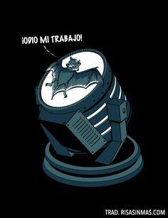 Alerta de Batman.