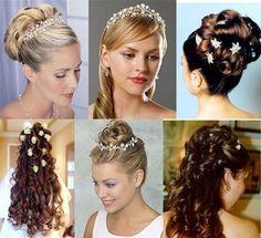 Peinados al Extremo: Peinados de 15 años 2011/2012