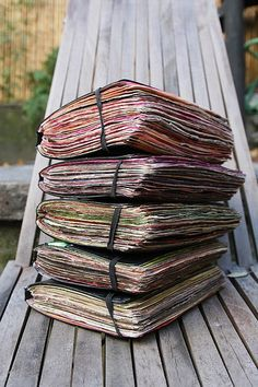 my journals_1 by gbSk, via Flickr