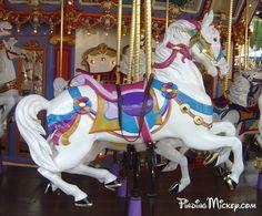 Champion - King Arthur Carousel Horses