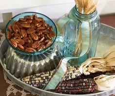 Thanksgiving Table Centerpiece Decorating Ideas with 30 Picture