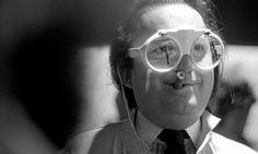 Architect Cedric Price in 1975. Photograph: Alamy