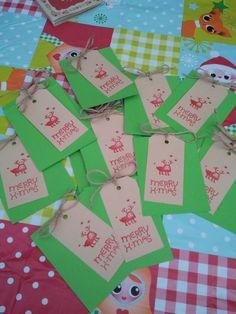 Great Christmas Cards & stamps made by @Corey . Verhagen (www.studioneeltje.nl)
