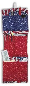 Stars And Stripes Locker Pocket