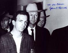 Lee Harvey Oswald #dallas