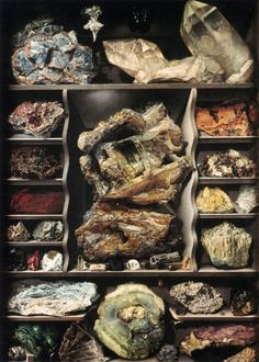 Gems and Geodes.
