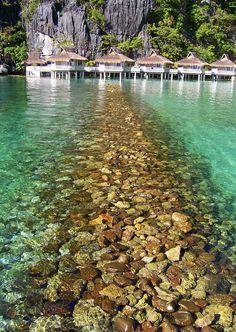 Miniloc Island, El Nido, Phillipines