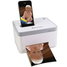 iphone photo printer.  I think I need this.