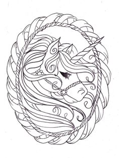 ... Pages on Pinterest | Coloring Pages, Fairy Coloring Pages and Unicorns