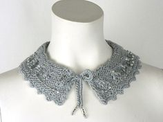 Ravelry: Crystal Beaded Bracelet & Necklace Collar pattern by Kathy Perry