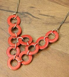 Tutorial: Wahser Necklace - Click the image for the Tutorial!