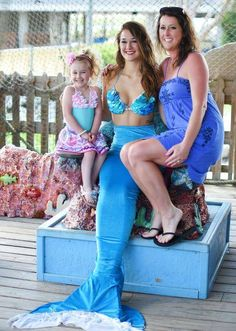 Mermaid performers take a 120-foot dive into bottomless spring