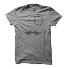 "Panic! at the Disco ""Moustache"" T-Shirt - http://bit.ly/IWIM0d"