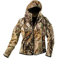 Women's Prois Pro-Edition Jacket for the huntress who really knows her stuff! Prois is a leading hunt company that's all about where the boys aren't... it's the hottest clothing specifically for gals...