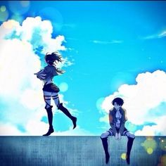 Hanji Zoe x Levi Rivaille  Shingeki no Kyjin Attack on Titan