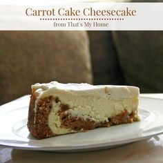 carrot cakes, cheesecakes, food, cake cheesecak, cheesecake recipes, birthday cakes