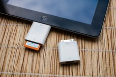 The iPad isn't entirely self-sufficient. These extra bits of gear can help. via @CNET. Great way to store info!