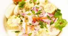 Tasty Fish (and Shrimp) Ceviche Recipe - Low Sodium cevich snack, shrimp, fish, healthi eat, sodium cevich, dash diet recipes, low sodium, cevich recip, ceviche