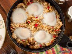Farmer's Skillet Breakfast - Mr. Food Recipes