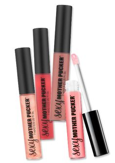 Gift Guide For Her, Him, and Kids - Soap & Glory Sexy Mother Pucker Lip Plumping Gloss from #InStyle